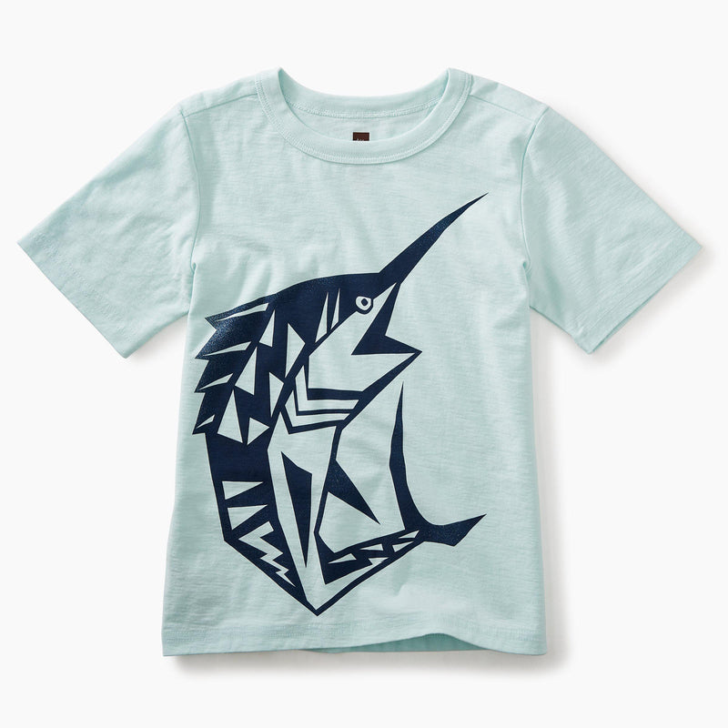 Tea, Tee, Eden Lifestyle, Swordfish Graphic Tee