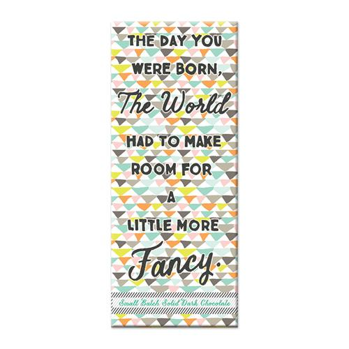 The Day You Were Born - Dark Chocolate Bar-Gifts - Greeting Cards-Curly Girl Design-Eden Lifestyle