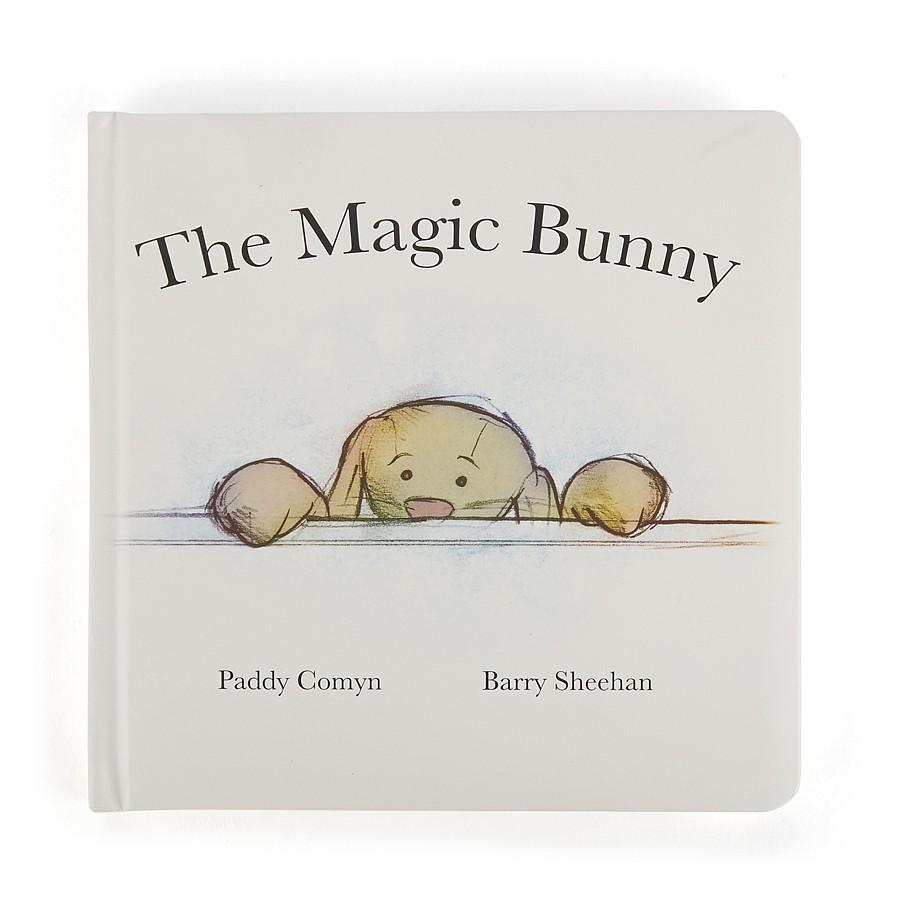 Jellycat, Book, Eden Lifestyle, The Magic Bunny Book