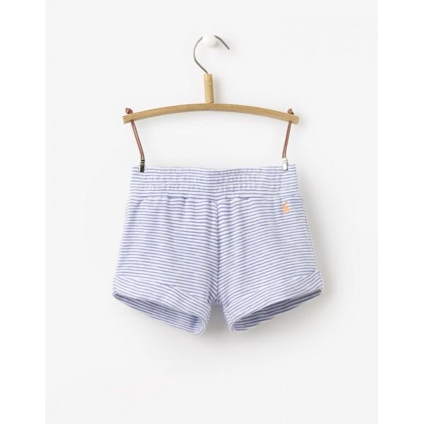Joules, Shorts,  Blue Stripe Kittiwake Shorts