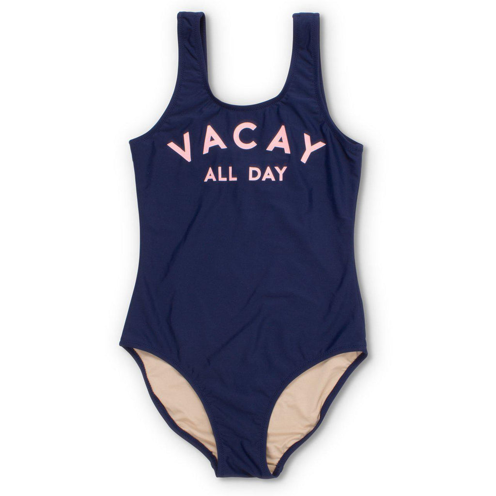 Navy Vacay All Day Scoop Swimsuit-Girl - Swimwear-Shade Critters-7-Eden Lifestyle