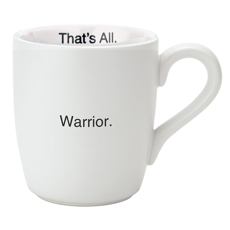 Warrior Cafe Mug
