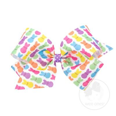Wee Ones, Accessories, Eden Lifestyle, Wee Ones Bow - Bunny