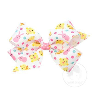 Wee Ones - Chick and Bunny-Accessories - Bows & Headbands-Wee Ones-Eden Lifestyle