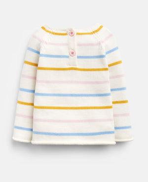 Joules, Baby Girl Apparel - Shirts & Tops,  Joules Winnie Stripe Sweater