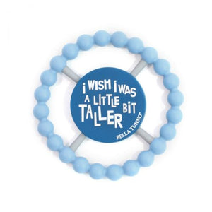 Bella Tunno Happy Teether-Baby - Teethers-Bella Tunno-I Wish I Was a Little Bit Taller-Eden Lifestyle
