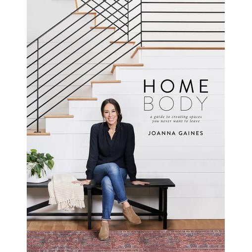 Homebody - A Guide to Creating Spaces You Never Want to Leave-Book-Harper Collins-Eden Lifestyle