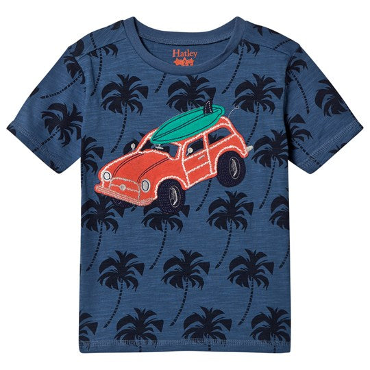 Hatley, Tees,  Beach Buggy Tee