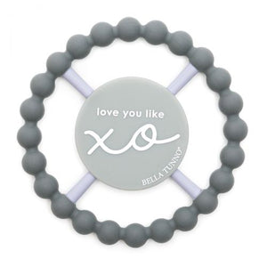 Bella Tunno Happy Teether-Baby - Teethers-Bella Tunno-Love You Like XO-Eden Lifestyle