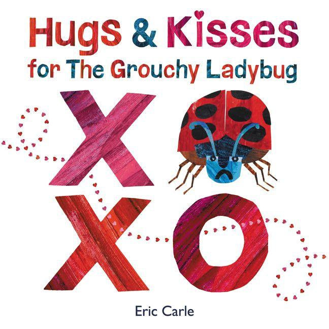 Hugs & Kisses for the Grouchy Ladybug-Book-Harper Collins-Eden Lifestyle