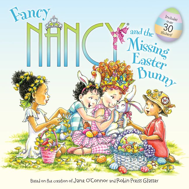 Fancy Nancy and the Missing Easter Bunny-Book-Harper Collins-Eden Lifestyle