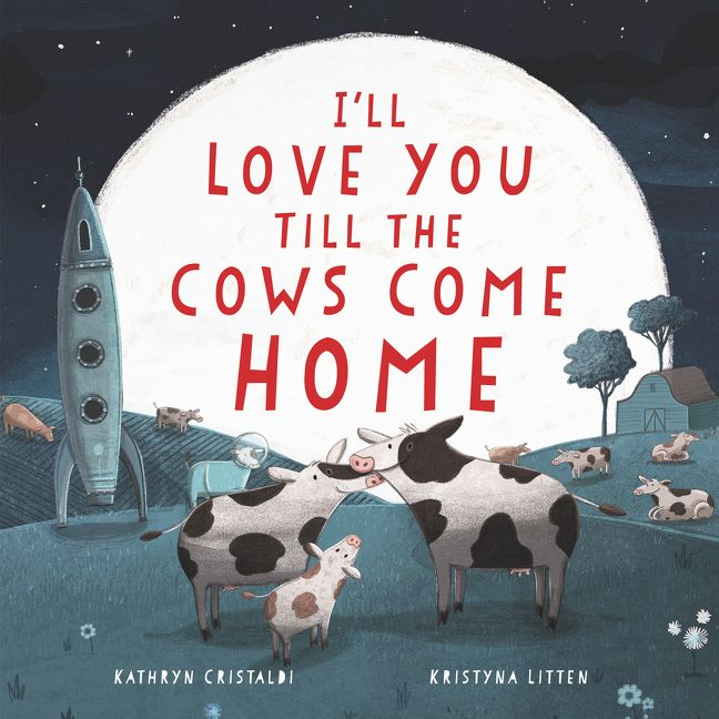 I'll Love You Till the Cows Come Home-Book-Harper Collins-Eden Lifestyle