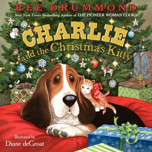 Charlie and the Christmas Kitty-Books-Harper Collins-Eden Lifestyle