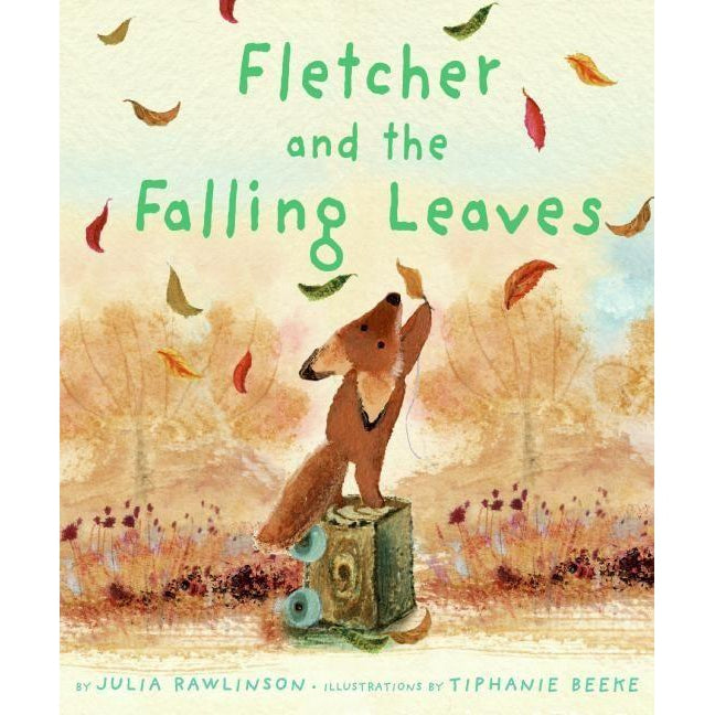 Fletcher and the Falling Leaves-Book-Harper Collins-Eden Lifestyle