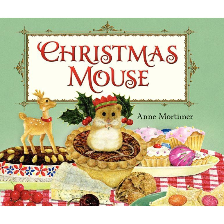 Christmas Mouse-Book-Harper Collins-Eden Lifestyle