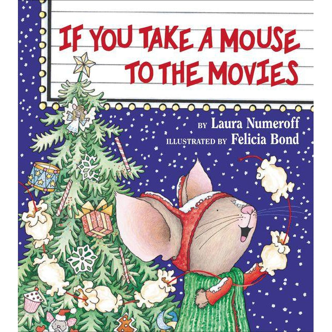 If You Take a Mouse to the Movies-Books-Harper Collins-Eden Lifestyle