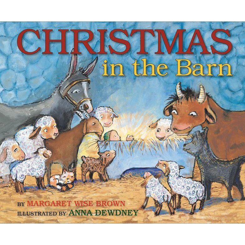 Harper Collins, Books,  Christmas in the Barn