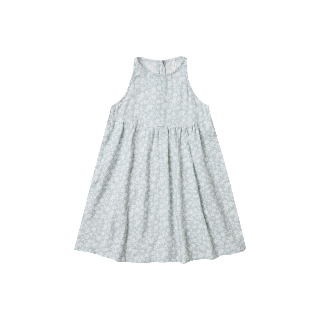 Rylee & Cru Ditsy Zoe Dress-Girl - Dresses-Rylee and Cru-2-3Y-Eden Lifestyle