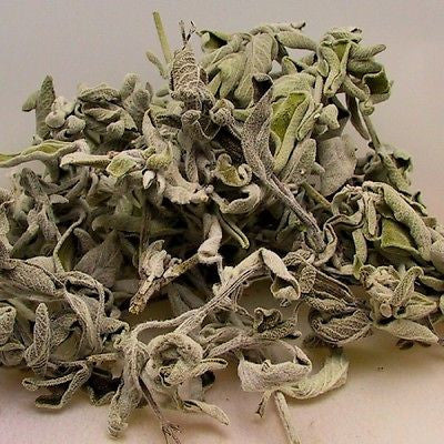 Sage - Salvia Officinalis - Dried Loose Herbs