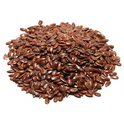 Flaxseed - Whole Seeds - Brown Linseed