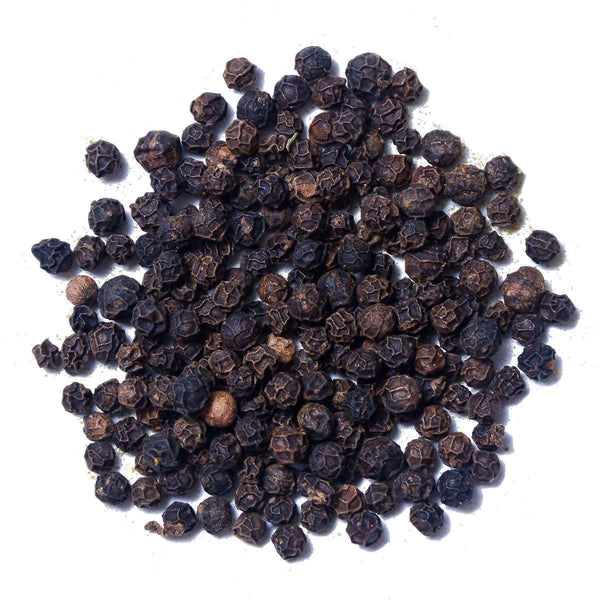 Black Pepper - Peppercorns Whole Piper nigrum