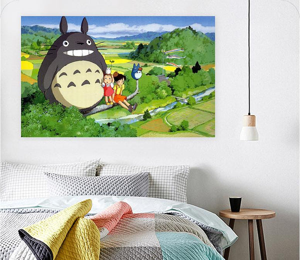 Anime Wall Stickers