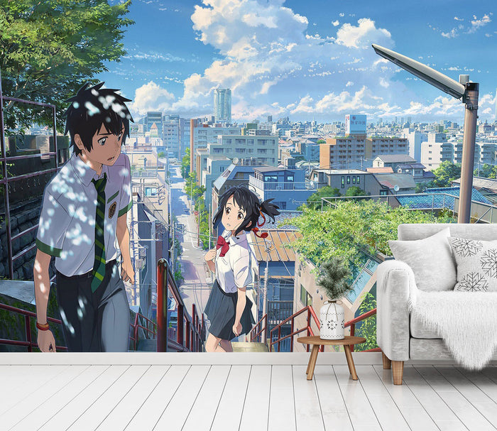 3D Your Name 422 Wallpaper