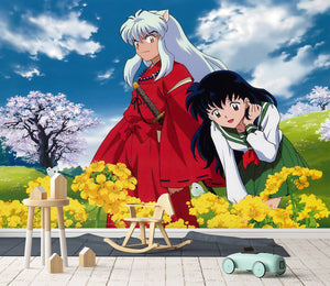 3D Inuyasha 113 Wallpaper