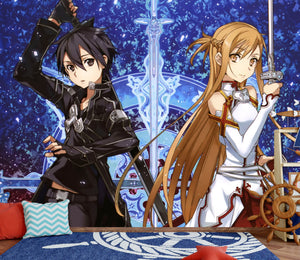 3D Sword Art Online 235 Wallpaper
