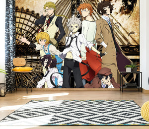 3D Bungo Stray Dogs 59 Wallpaper