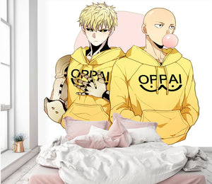 3D One Punch Man 263 Wallpaper