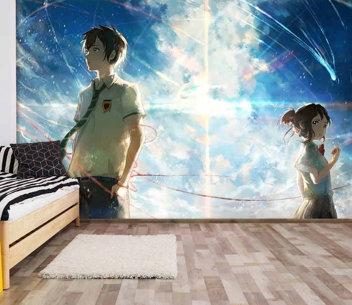 3D Your Name 243 Wallpaper
