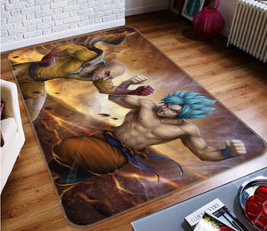 3D One Punch Man 1229 Anime Non Slip Rug Mat