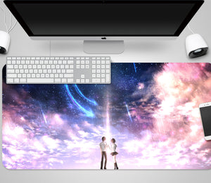3D Your Name 4132 Anime Desk Mat