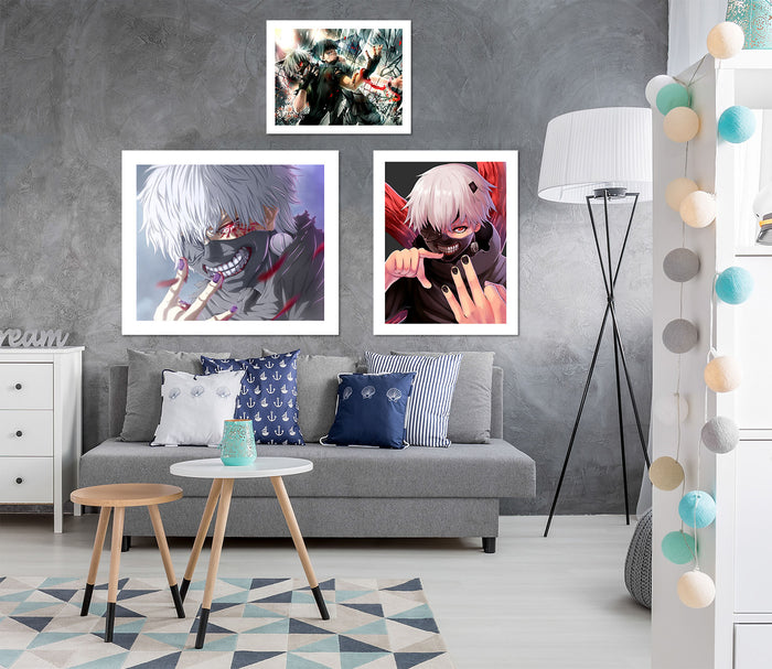 Tokyo Ghoul A1123 Anime Combine Wall Sticker
