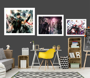 Tokyo Ghoul A1122 Anime Combine Wall Sticker