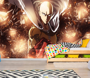 3D One Punch Man 249 Wallpaper