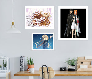 Sword Art Online A761 Anime Combine Wall Sticker
