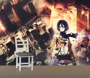 3D Attack On Titan 363 Wallpaper