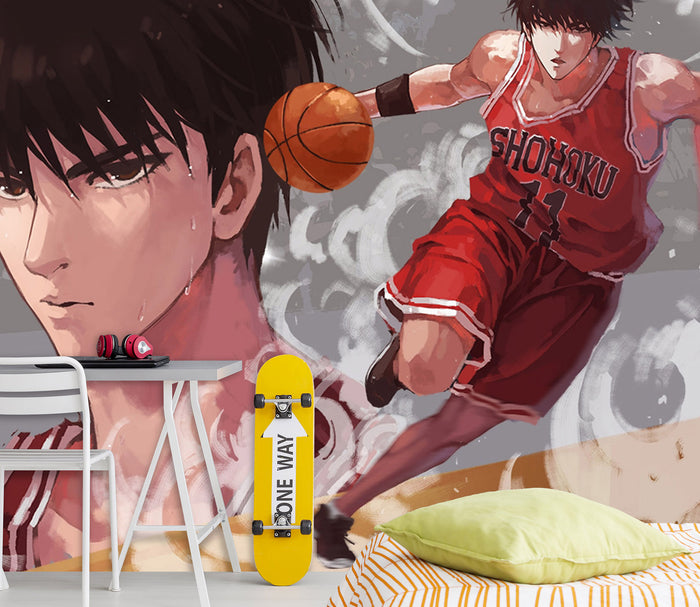 3D Slam Dunk 394 Wallpaper