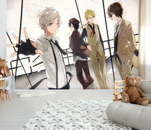 3D Bungo Stray Dogs 68 Wallpaper