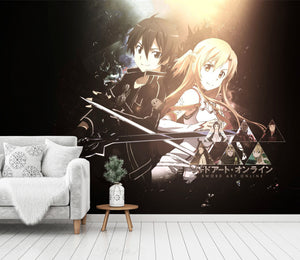 3D Sword Art Online 053 Wallpaper