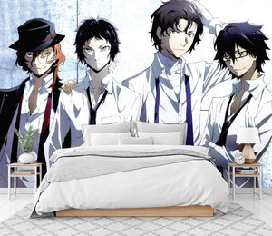 3D Bungo Stray Dogs 55 Wallpaper