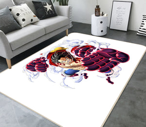 3D One Piece 1447 Anime Non Slip Rug Mat