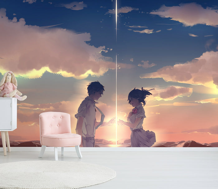 3D Your Name 076 Wallpaper
