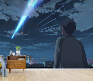 3D Your Name 078 Wallpaper