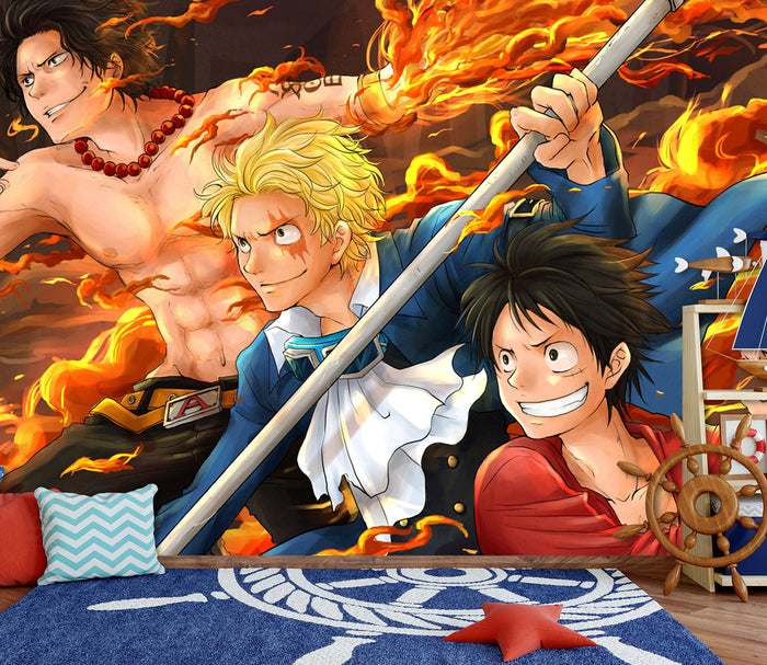 3D ONE PIECE 464 Wallpaper