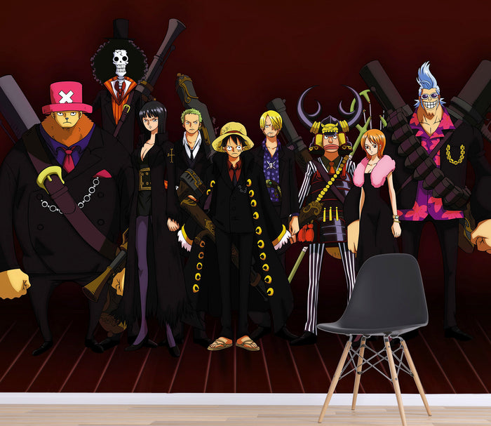 3D One Piece 045 Wallpaper