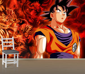 3D Dragon Ball 243 Wallpaper