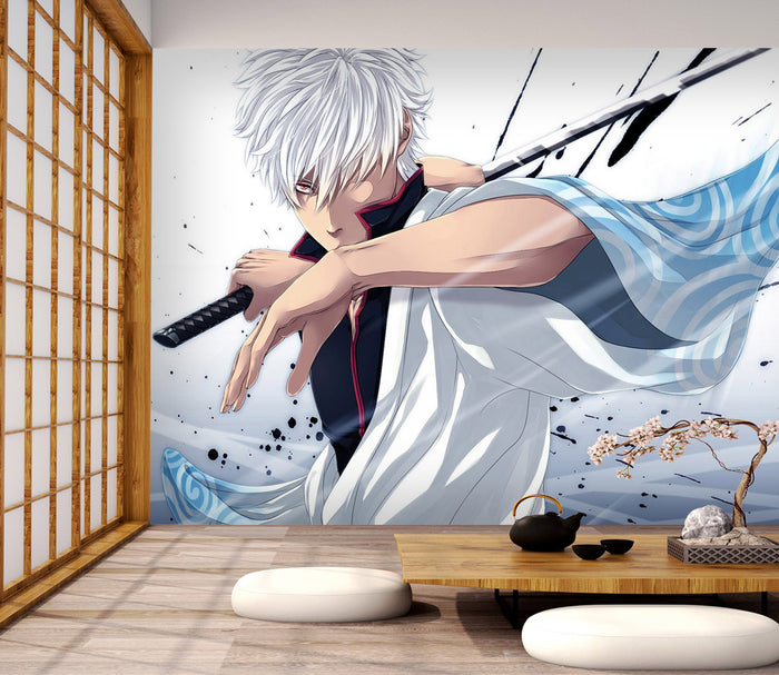 3D GinTama 285 Wallpaper